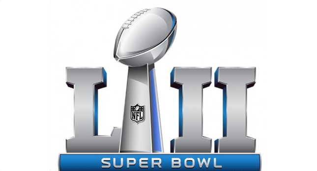 2018 clipart super bowl. Charitybuzz section tickets to
