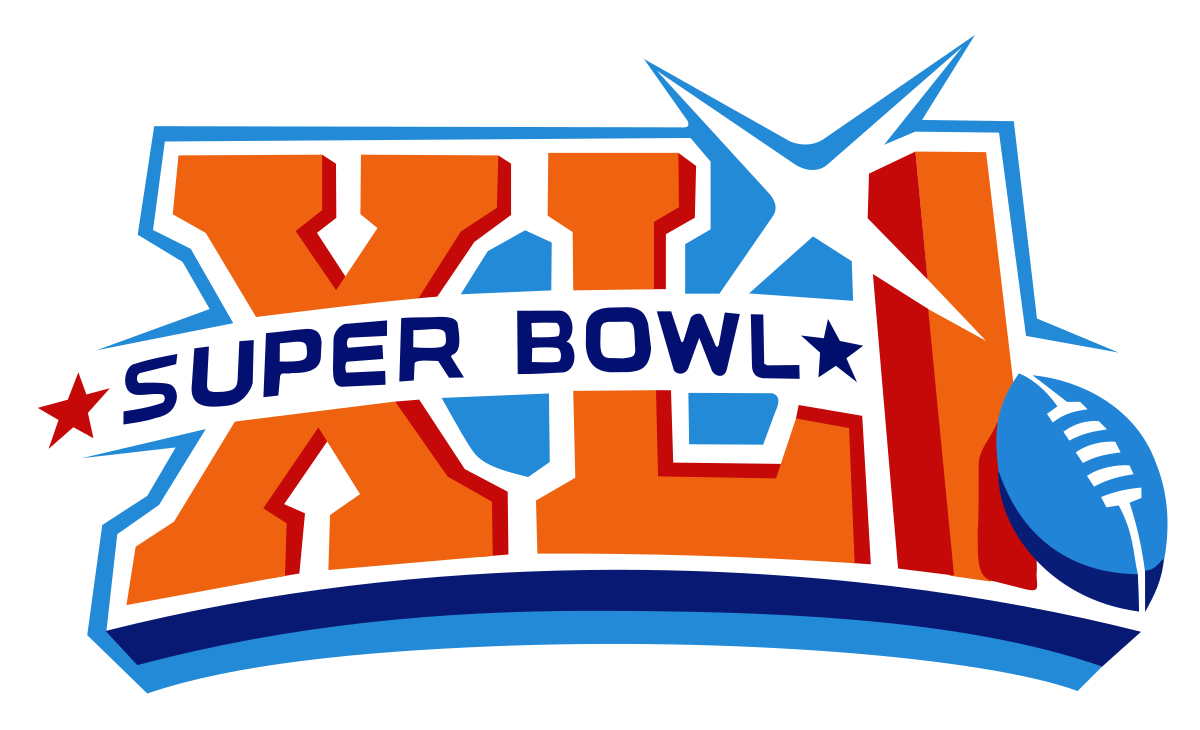 Xli wikipedia . 2018 clipart super bowl
