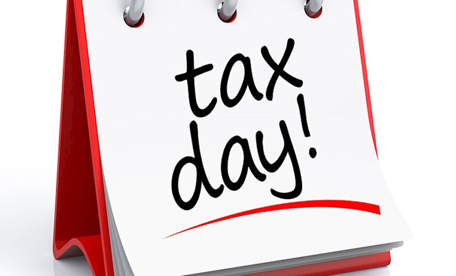 Find out why is. 2018 clipart tax day