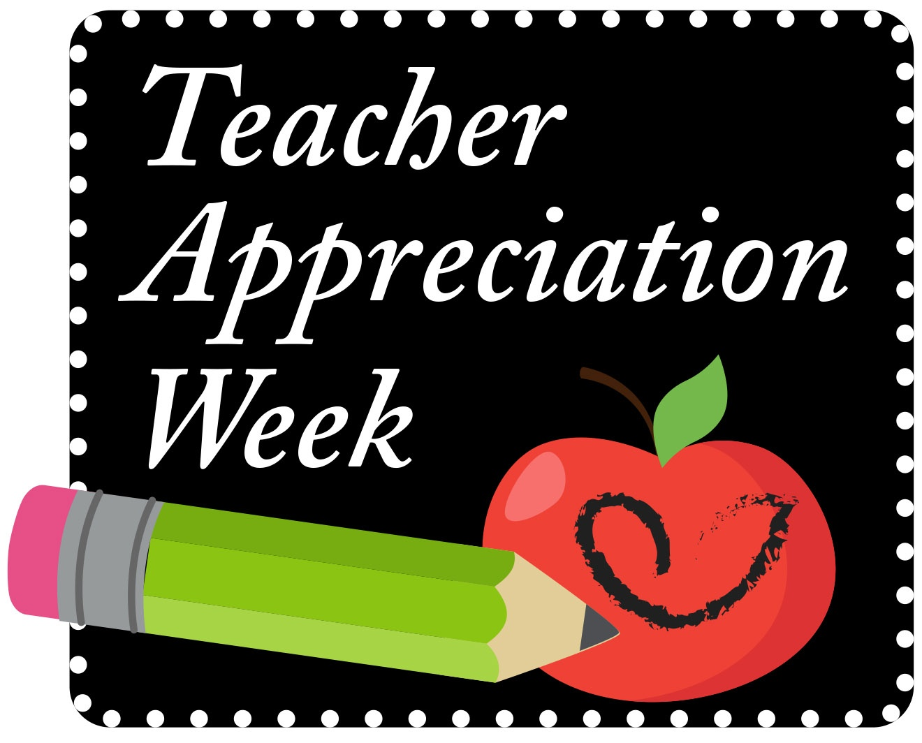 Happy valley school east. 2018 clipart teacher appreciation week