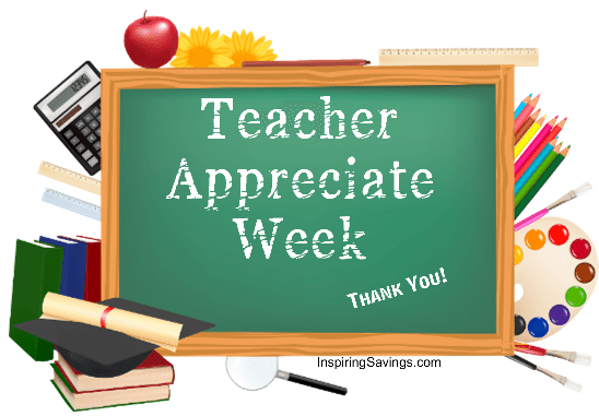 Discounts freebies has a. 2018 clipart teacher appreciation week