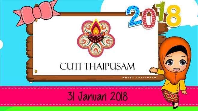 2018 clipart thaipusam. January sk seri baru