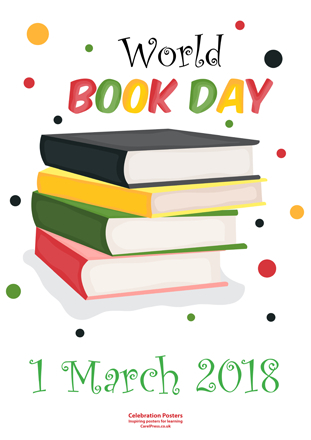 St march fordingbridge nursery. 2018 clipart world book day