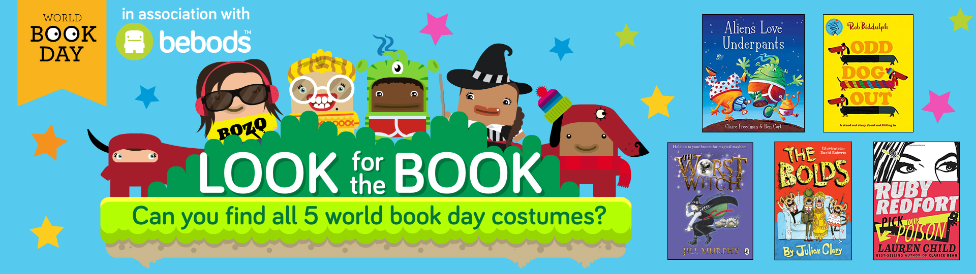 2018 clipart world book day. Look for the