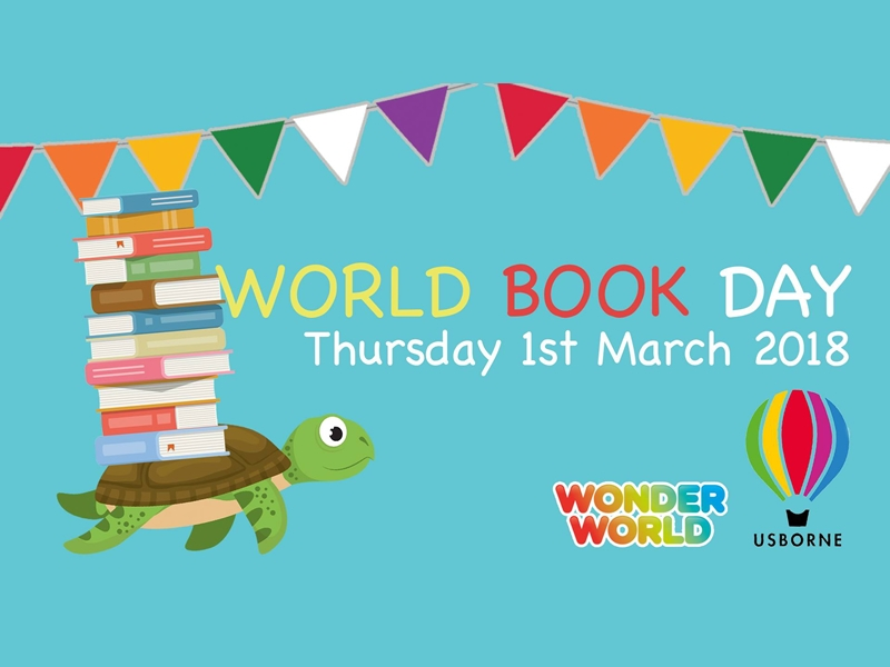 2018 clipart world book day. Glasgow at wonder soft