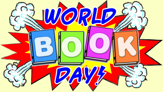 2018 clipart world book day. Celebrate with new ideas