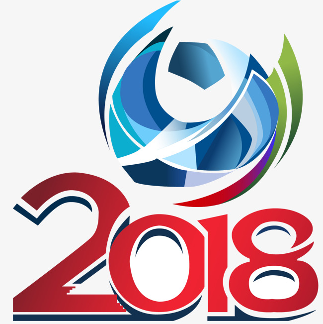russhia logo icon. 2018 clipart world cup