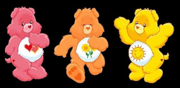 3 clipart bears