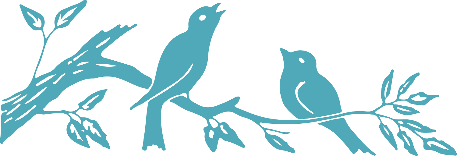 Silhouette images birds on. 3 clipart branch