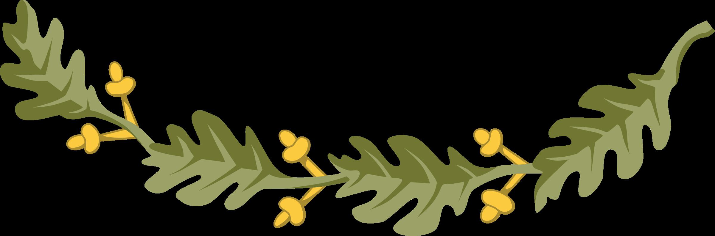 Oak big image png. 3 clipart branch
