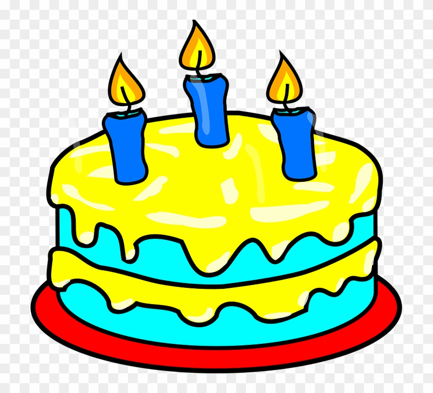 Birthday candles pinclipart . 3 clipart cake