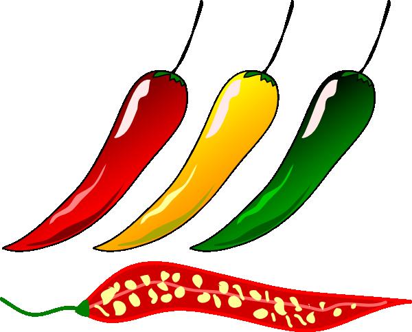 Free chili clip art. 3 clipart chilli