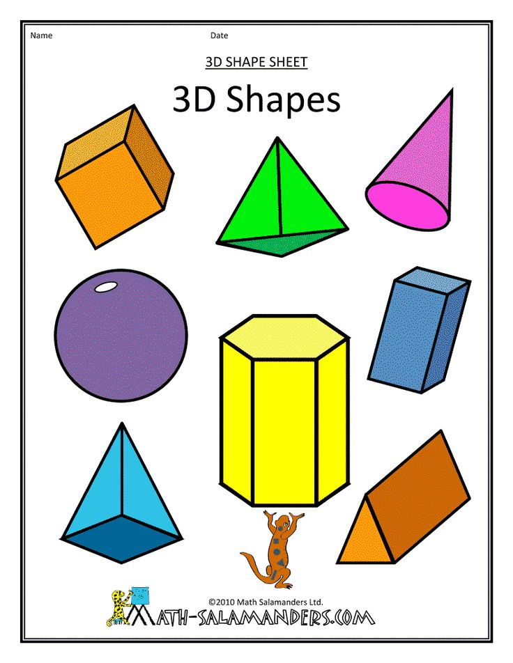 Three shape clipground best. 3 clipart dimensional