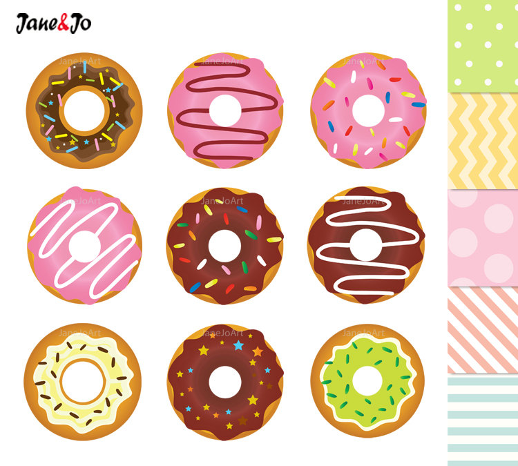 off sale donuts. 3 clipart donut