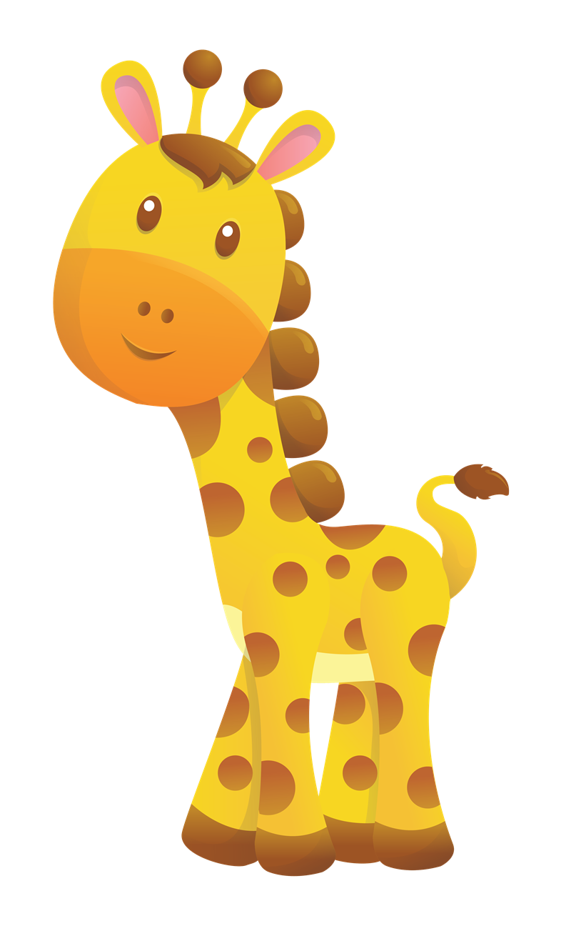 3 clipart giraffe. Free to use public