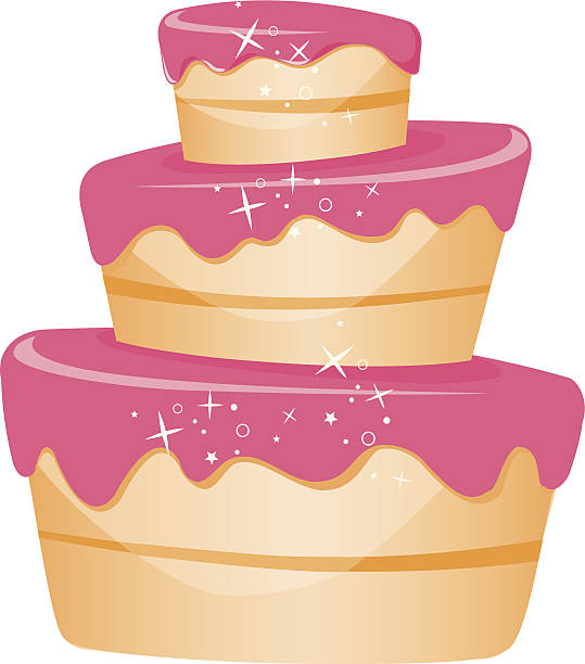 clipartuse layered clip. 3 clipart layer cake