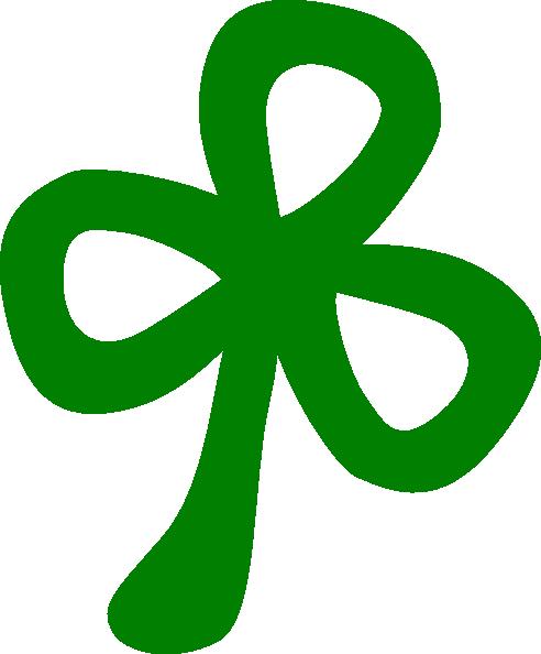 Three clip art at. 3 clipart leaf clover