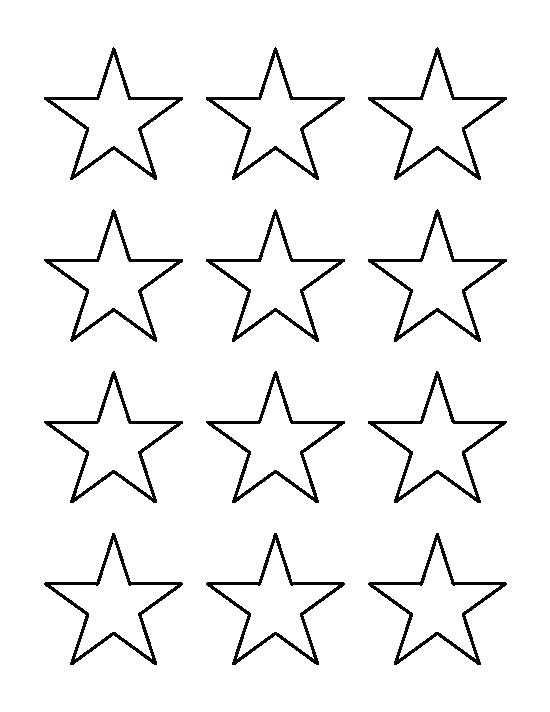 3 clipart outline. Star icons free download