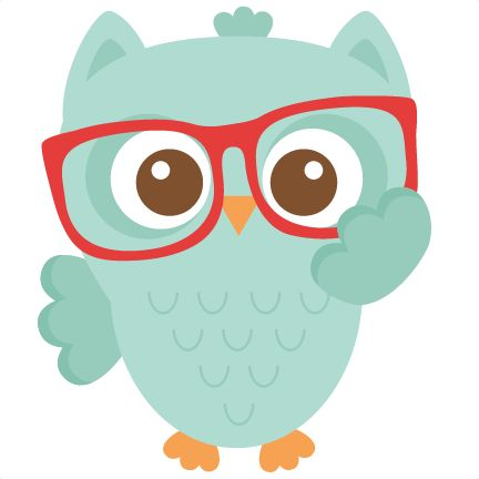 Owls clipart. Cute owl station