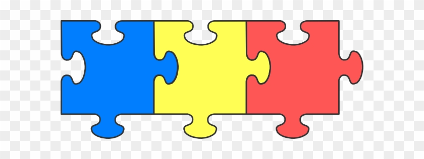 Piece top svg clip. 3 clipart puzzle