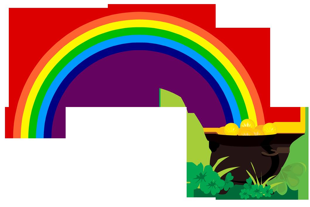 Clipartix . 3 clipart rainbow