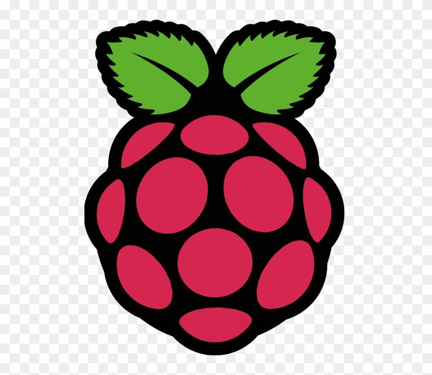 Logo . 3 clipart raspberry pi