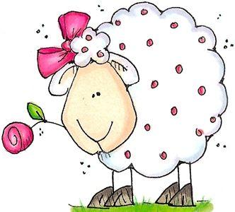 3 clipart sheep. Salmos reconozcan que el