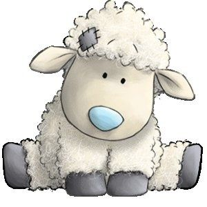 Cute drawings cottonsocks the. 3 clipart sheep