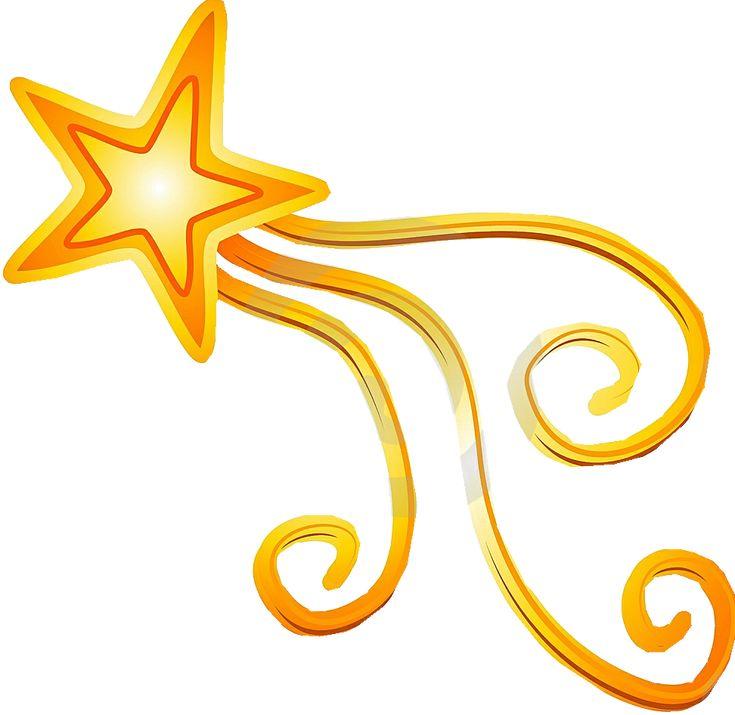 3 clipart shooting star.  best clip art