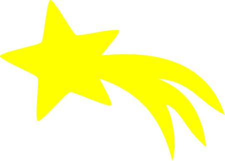 Cliparting com . 3 clipart shooting star