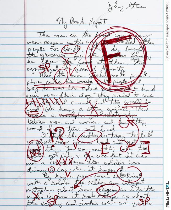 3 clipart term. Book report paper school