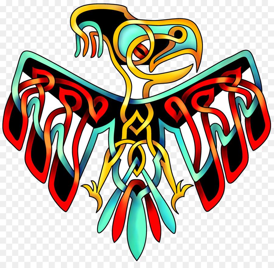 Ford celtic knot art. 3 clipart thunderbird