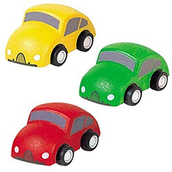 3 clipart toy. Plan toys cars pieces
