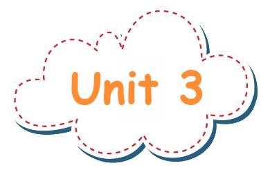 3 clipart unit. The best worksheets image