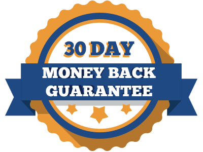 days uptwice. 30 day money back guarantee png