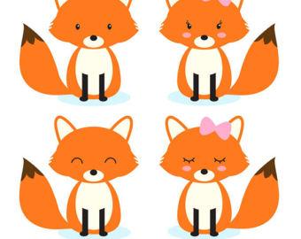 Fox clipart beast. Clip art mama and