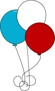 4 clipart balloon.  best clip art