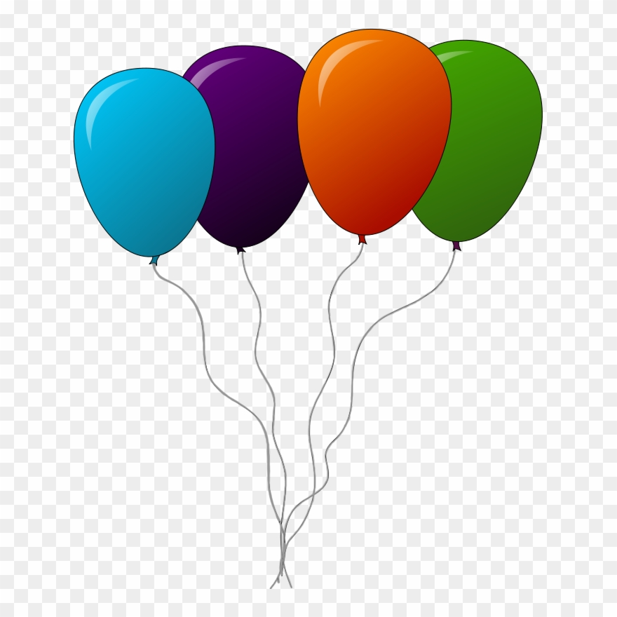 Free to use clip. 4 clipart balloon