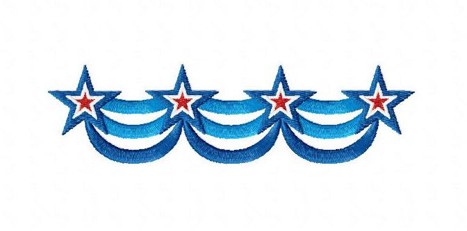 July th durango stars. 4 clipart banner