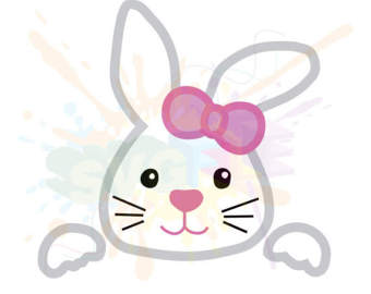 Easter ears th of. 4 clipart bunny
