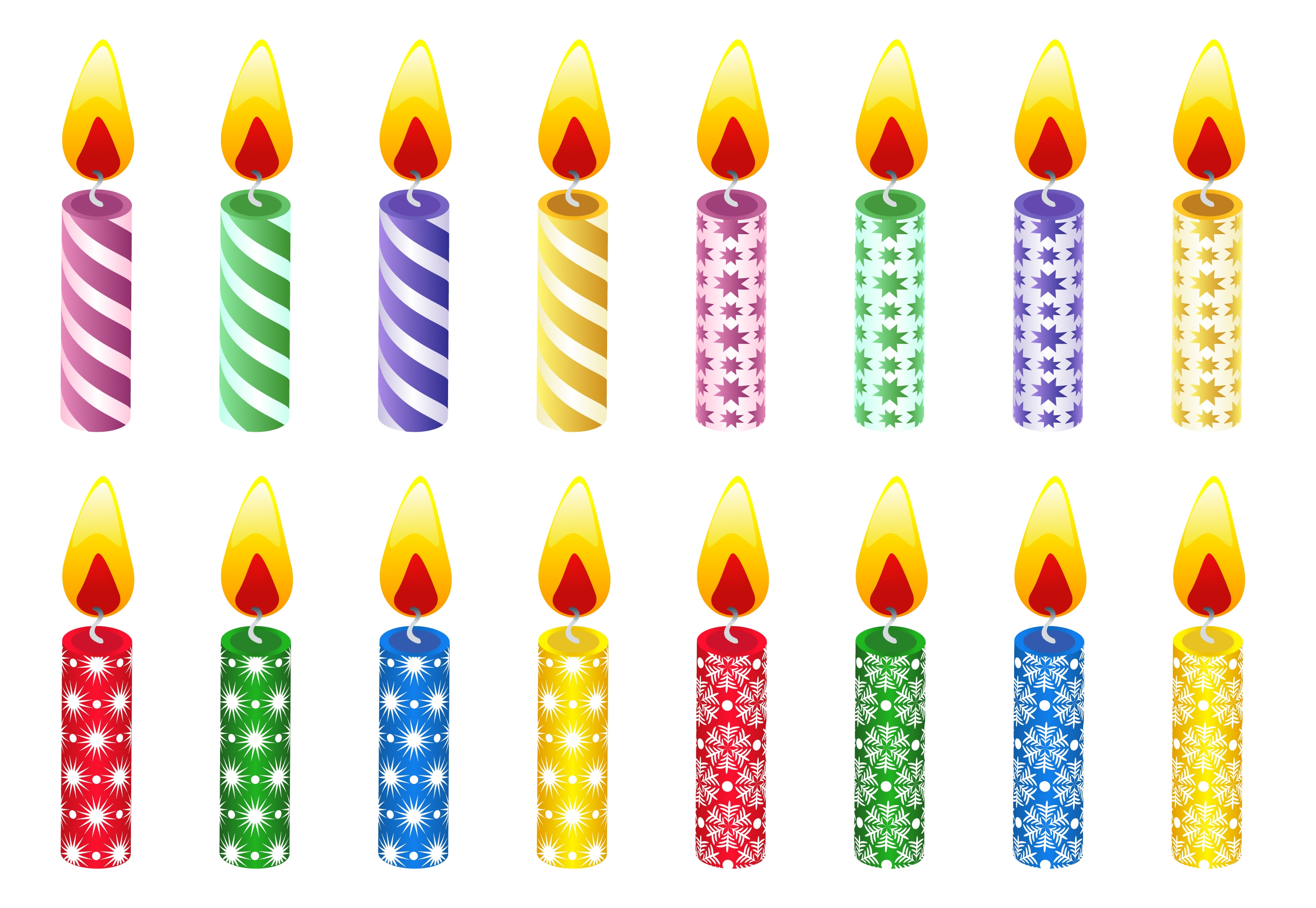 Best of candles gallery. 4 clipart candle