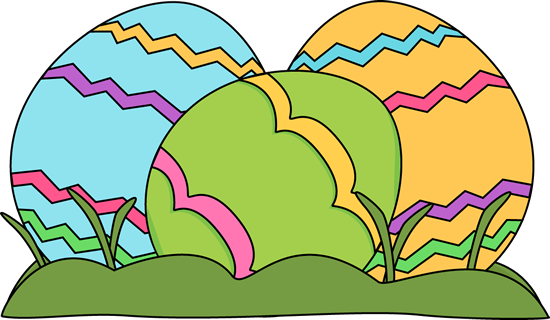 4 clipart easter egg