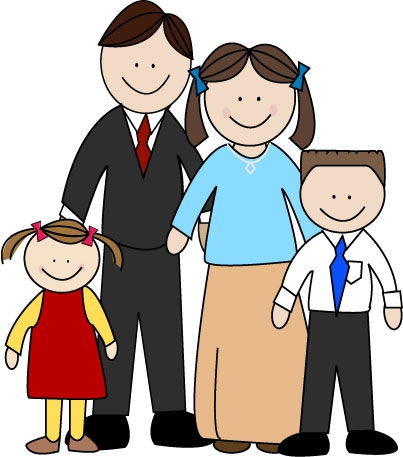 Of . 4 clipart family