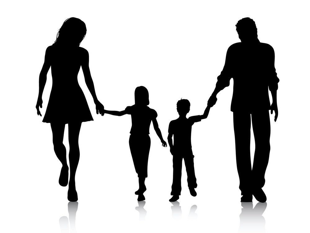 Free image of download. 4 clipart family