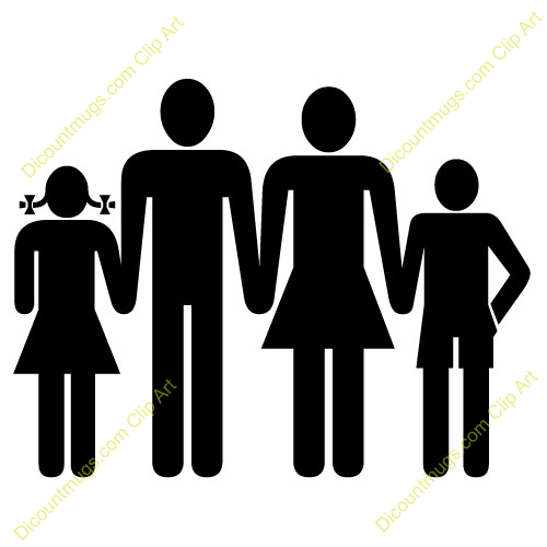 People panda free images. 4 clipart family
