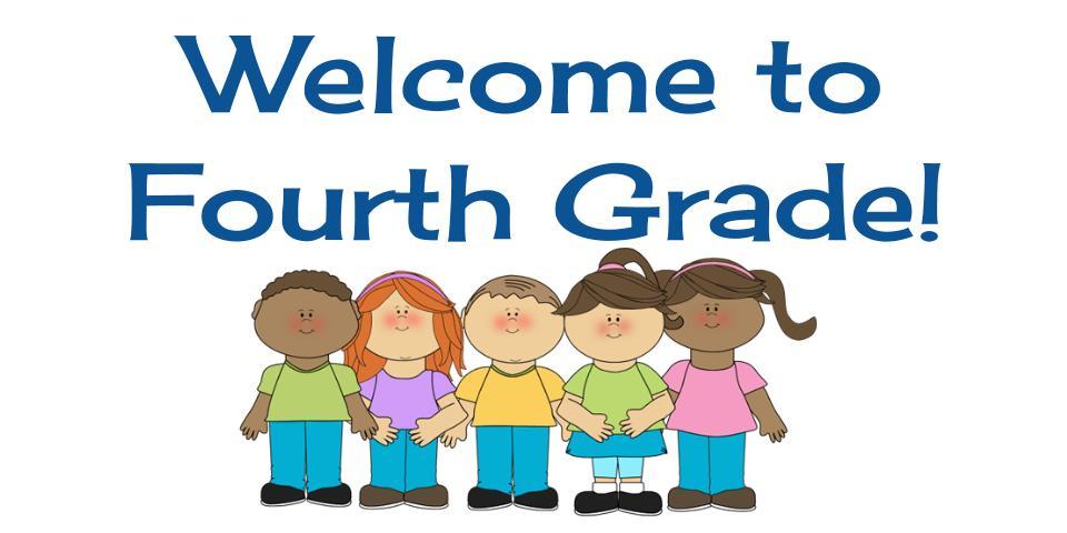4 clipart fourth grade. Mrs cronin s class