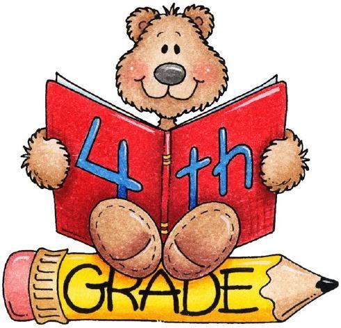 best clip art. 4 clipart fourth grade