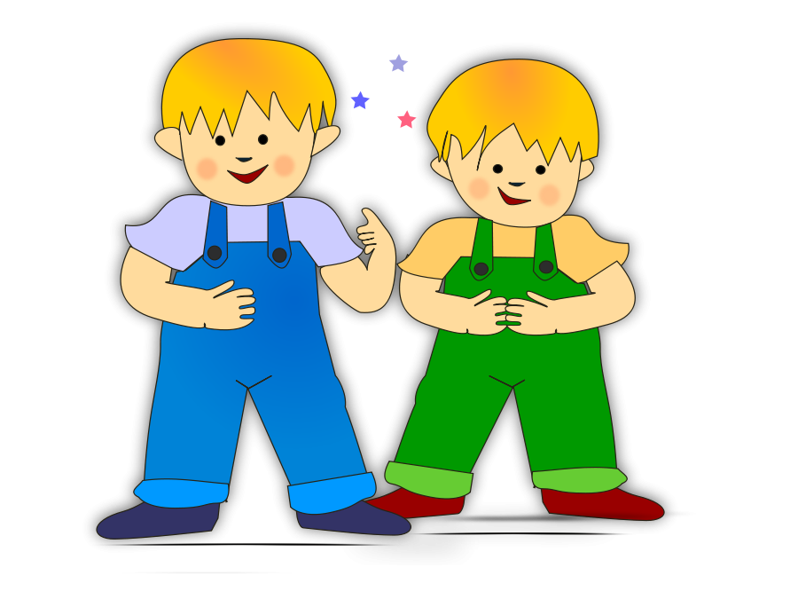 Boys clipart neat. Of kids kid clip