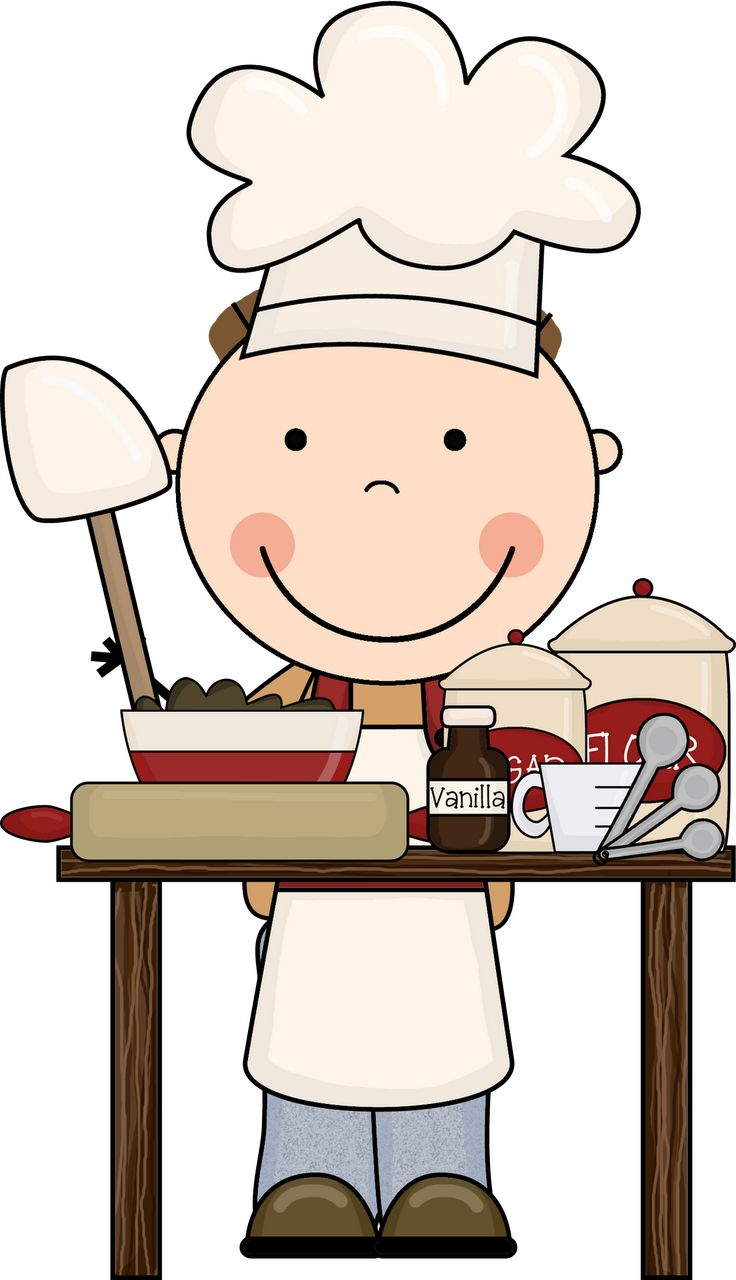 Chef clipart cute.  best clip art