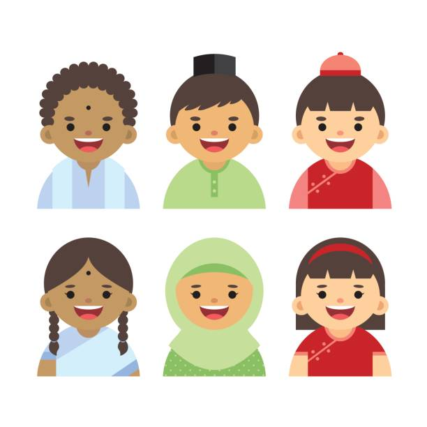 Malaysian people station . 4 clipart peopl